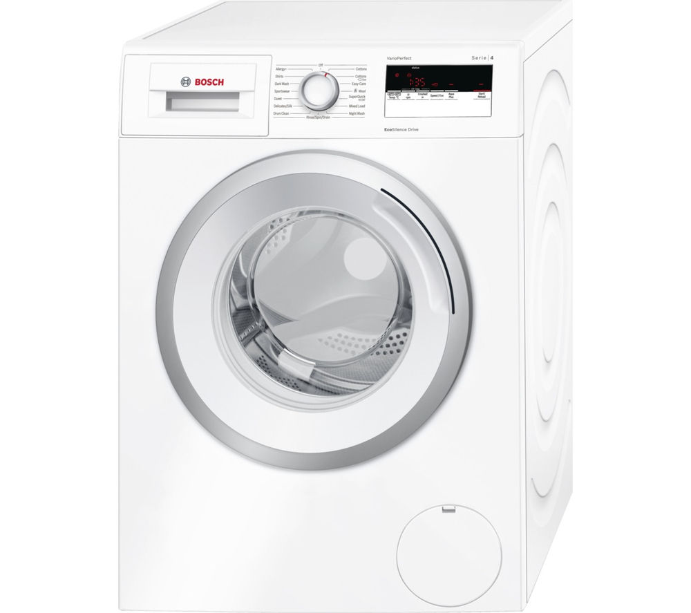 BOSCH Serie 4 WAN24100GB Washing Machine - White