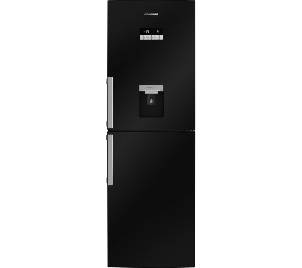 GRUNDIG GKN16910DB 50/50 Fridge Freezer - Black