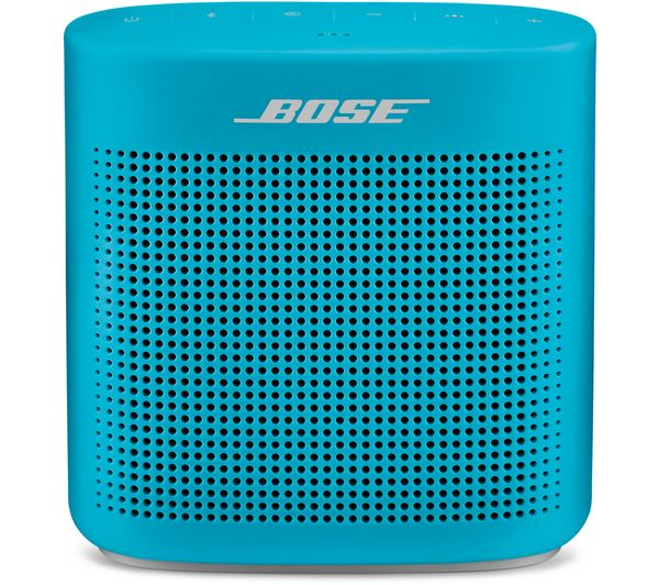 Image of BOSE Soundlink Color II Portable Bluetooth Wireless Speaker - Aqua