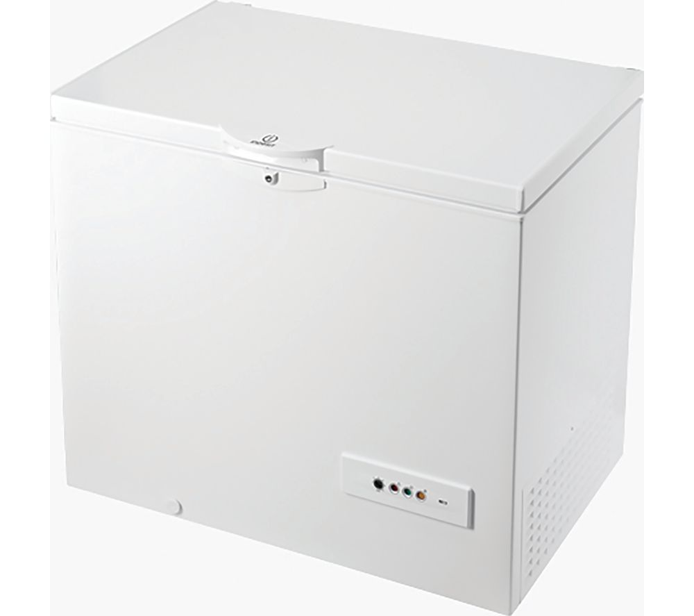 INDESIT OS1A250H Chest Freezer - White
