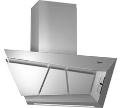 NEFF D99L20N0GB Chimney Cooker Hood - Stainless Steel