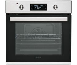 SHARP K-61V28IM1 Electric Oven - Innox
