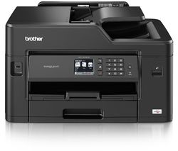 BROTHER MFCJ5335DW All-In-One Wireless Inkjet Printer with Fax