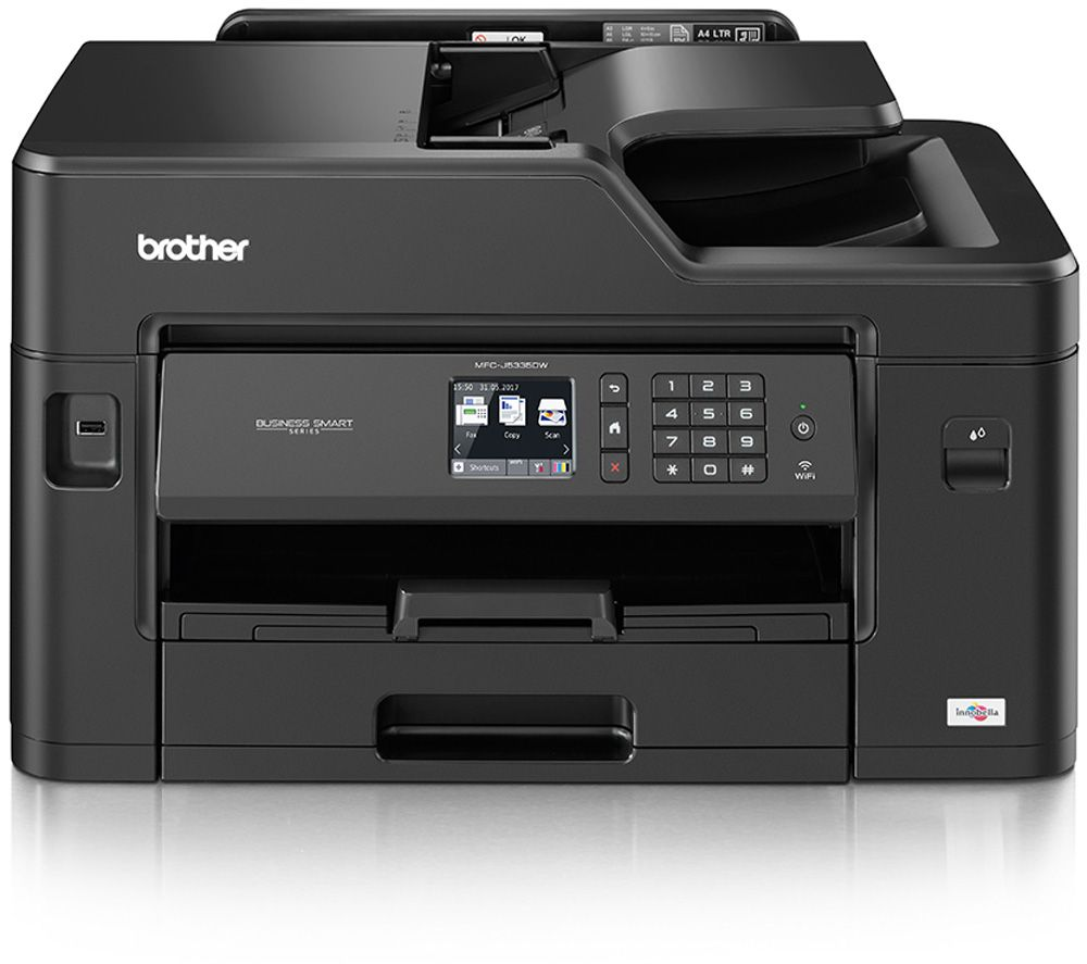 Image of BROTHER MFCJ5335DW All-In-One Wireless Inkjet Printer with Fax