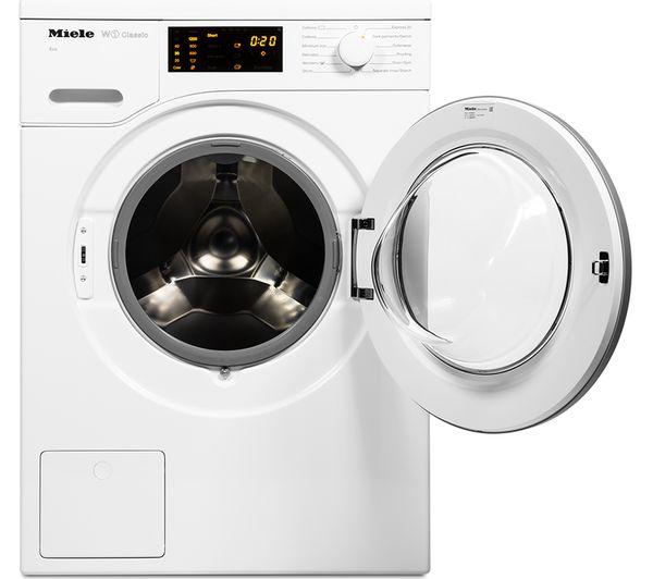Miele Washing Machine >> Buy Miele Eco Wdb020 Washing Machine White Free Delivery Currys