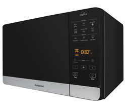 HOTPOINT MWH 27343 B Combination Microwave - Black Best Price, Cheapest Prices