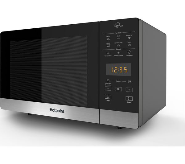 Hotpoint Mwh 27343 B Combination Microwave Black