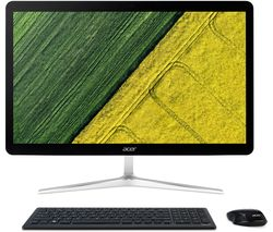 "ACER U27-880 27"" Touchscreen All-in-One PC - Silver"