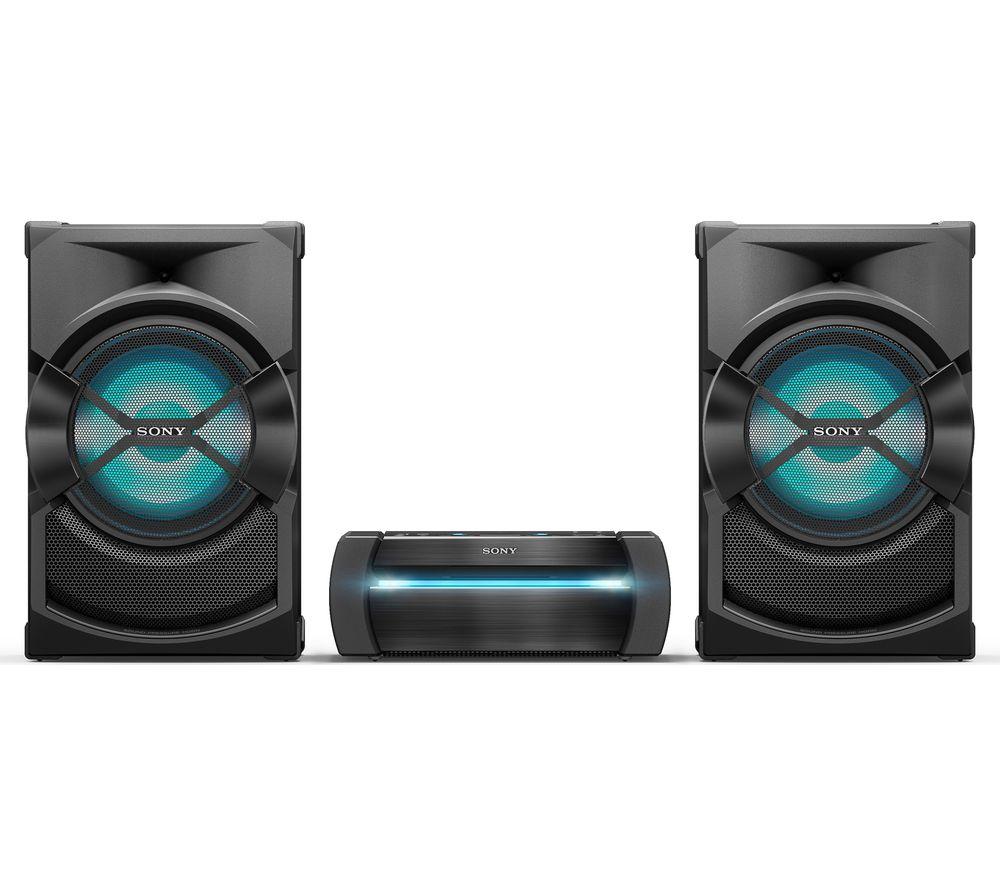 SONY SHAKE-X30D Wireless Megasound Hi-Fi System specs