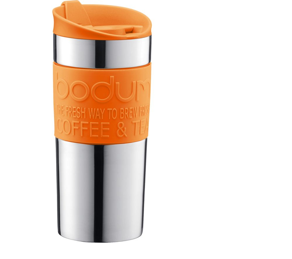 Bodum 11068 948b Y17 Travel Mug Orange
