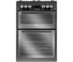 BEKO XDVG674MT 60 cm Gas Cooker - Anthracite