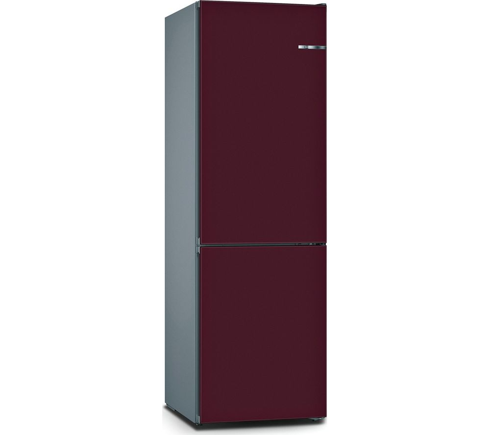 buy bosch serie 4 vario style kgn39ij3ag 60 40 fridge freezer plum free delivery currys. Black Bedroom Furniture Sets. Home Design Ideas