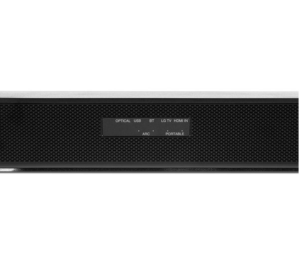 LG SK5 2 1 Wireless Cinematic Sound Bar