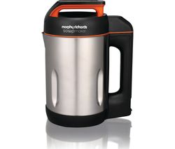 MORPHY RICHARDS 501022 Soup Maker - Stainless Steel