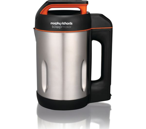 Image of MORPHY RICHARDS 501022 Soup Maker - Stainless Steel
