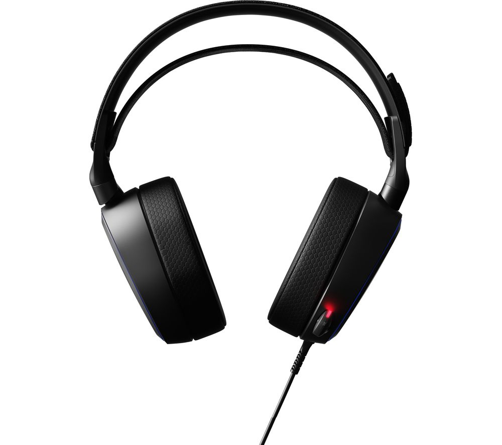 SteelserieS Arctis Pro 7.1 Gaming Headset - Black