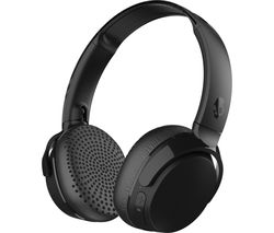 SKULLCANDY Riff Wireless Bluetooth Headphones - Black
