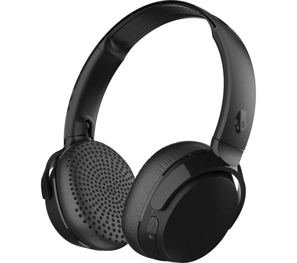 SKULLCANDY Riff S5PXW-L003 Wireless Bluetooth Headphones - Black