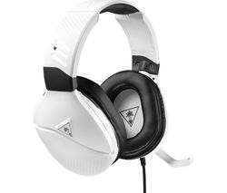 Recon 200 Amplified Gaming Headset - White