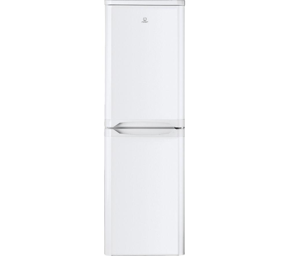 INDESIT IBD5517WUK 50/50 Fridge Freezer - White