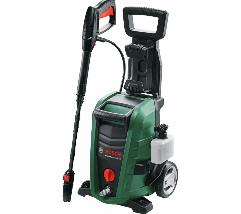 Image of BOSCH UniversalAquatak 135 Pressure Washer - 135 bar