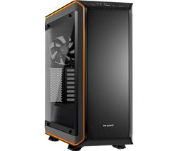 BE QUIET Dark Base Pro 900 Rev. 2 BGW14 E-ATX Full Tower PC Case - Black & Orange