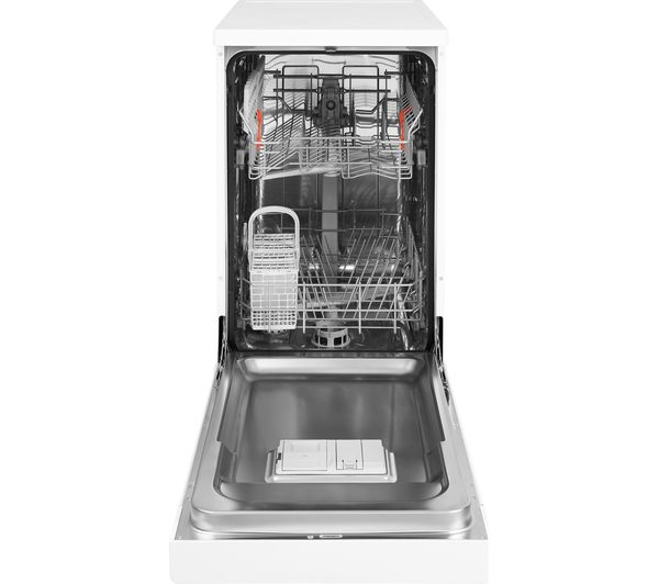 Black Hotpoint HSFE1B19BUK Slimline Dishwasher Install /& Recycle