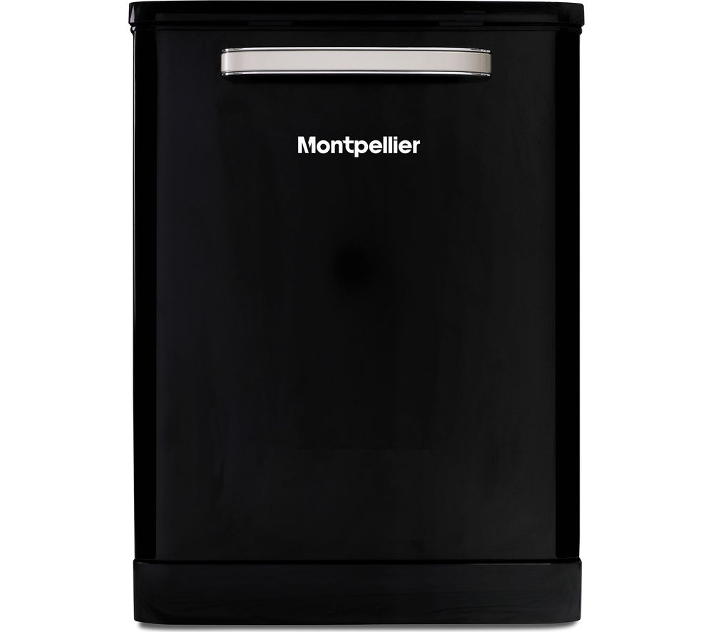 MAB600K Full-size Dishwasher - Black, Black