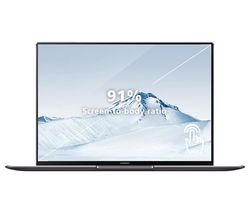 "HUAWEI Matebook X Pro 13.9"" Intel® Core™ i5 Laptop - 256 GB SSD, Grey"