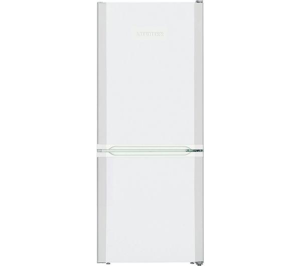 Image of LIEBHERR CU2331 60/40 Fridge Freezer - White