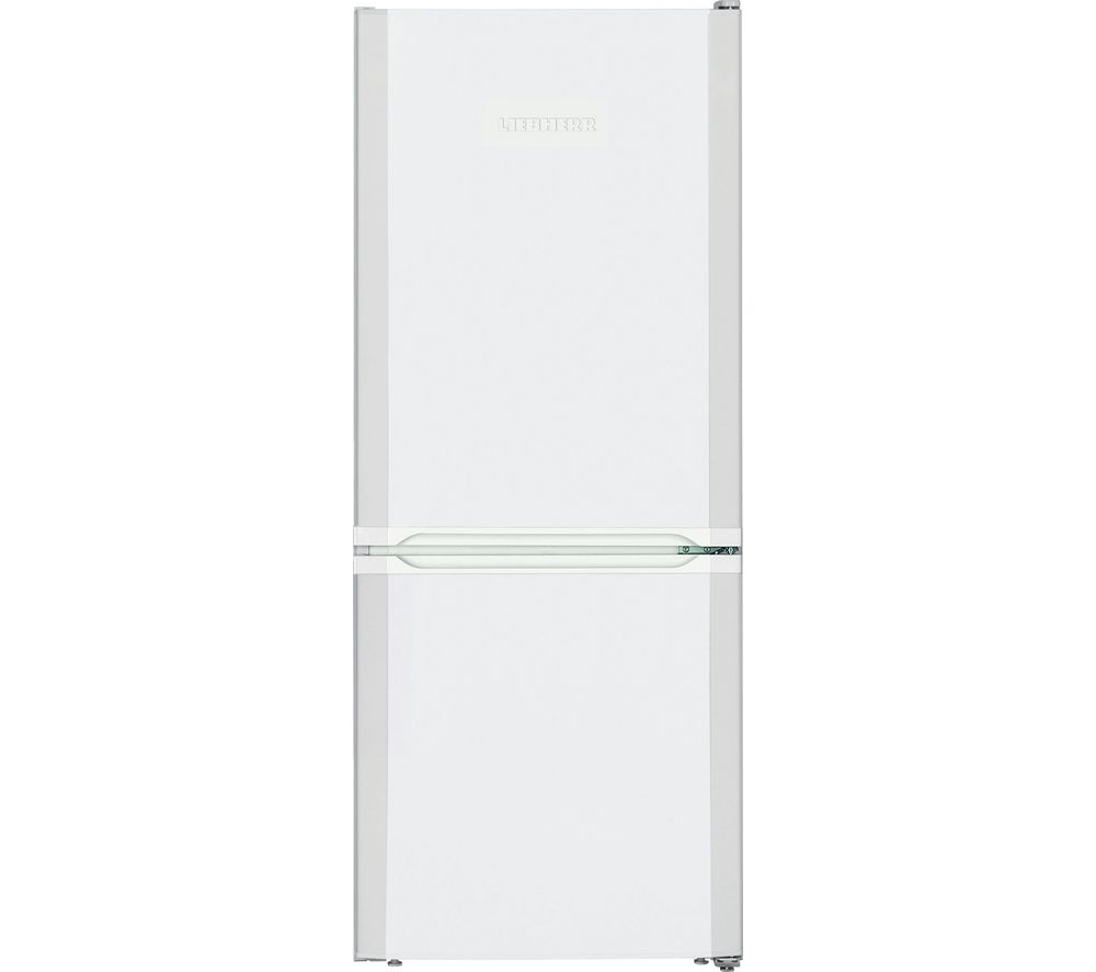 Image of CU2331 60/40 Fridge Freezer - White, White