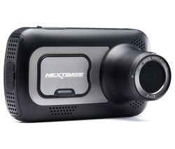 NEXTBASE 522GW Quad HD Dash Cam with Amazon Alexa - Black