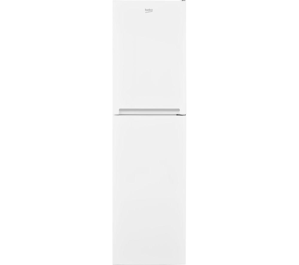 BEKO CFG1501W 40/60 Fridge Freezer - White, White