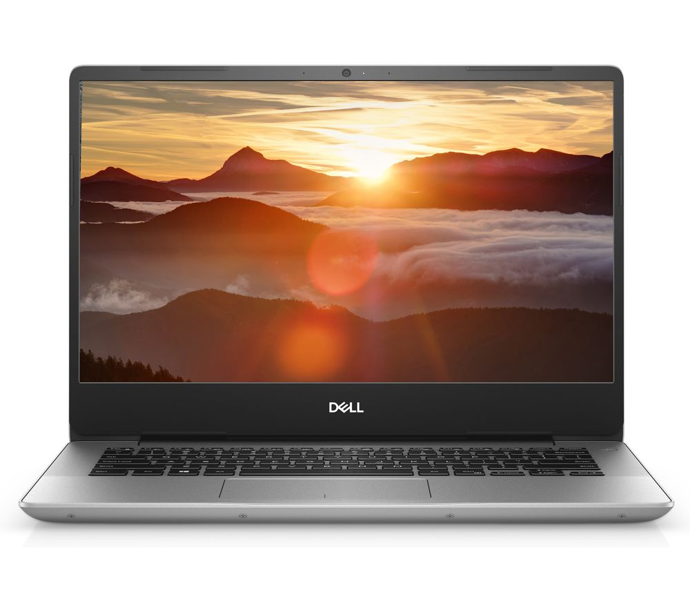 "DELL Inspiron 14 5000 14"" AMD Ryzen 5 Laptop - 256 GB SSD, Silver"