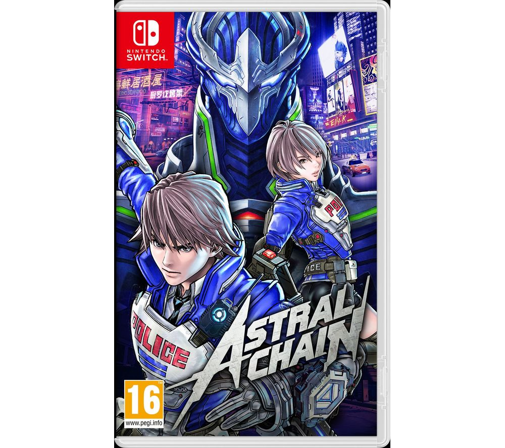 Image of Astral Chain