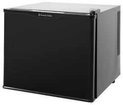RUSSELL HOBBS RHCLRF17B Mini Fridge - Black