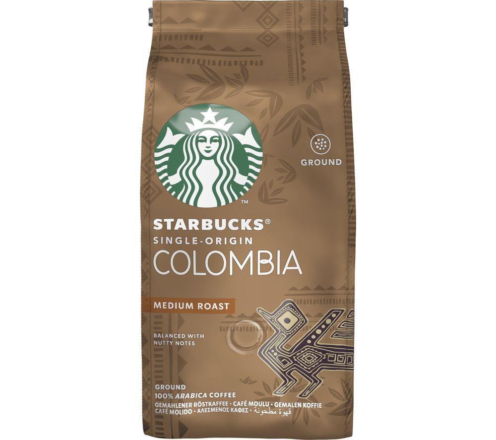 Image of Single-Origin Colombia Ground Coffee - 200 g