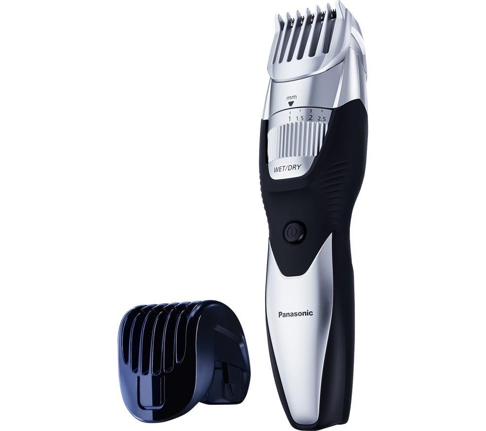 PANASONIC ER-GB52 Wet & Dry Beard Trimmer & Body Groomer - Silver