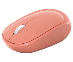 Bluetooth Wireless Optical Mouse - Peach