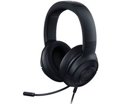 Kraken X Lite 7.1 Gaming Headset - Black
