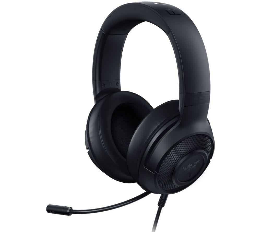 Kraken X Lite 7.1 Gaming Headset - Black