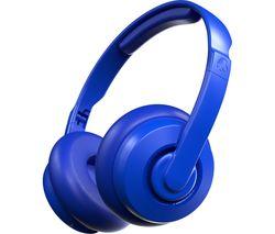 Cassette S5CSW-M712 Wireless Bluetooth Headphones - Cobalt Blue