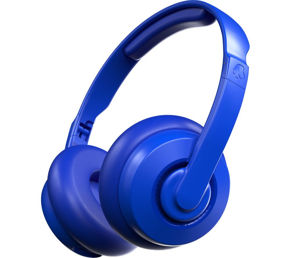SKULLCANDY Cassette S5CSW-M712 Wireless Bluetooth Headphones - Cobalt Blue, Blue