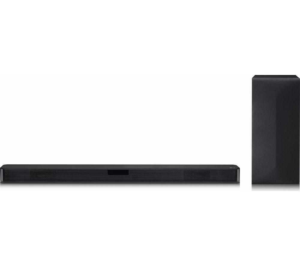LG SN4 2.1 Wireless Sound Bar