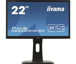 ProLite XB2283HS-B3 22' Full HD LCD Monitor - Black