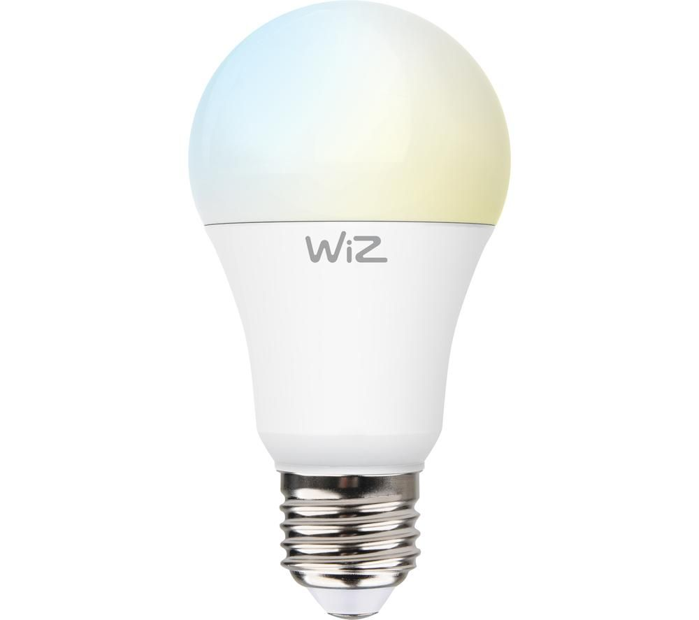 WIZ CONNECTED Whites Dimmable Smart LED Light Bulb - E27, Tunable