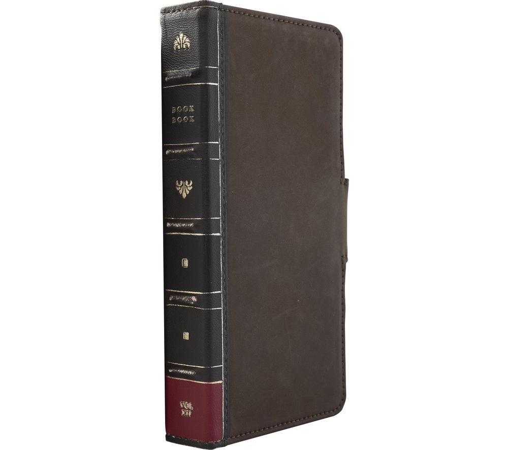 TWELVE SOUTH BookBook Vol. 2 iPhone 11 Pro Max Leather Case - Brown
