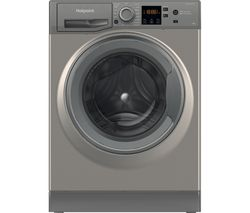 Core NSWR 843C GK UK 8 kg 1400 Spin Washing Machine - Graphite