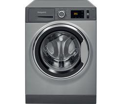 NM11 844 GC A UK N 8 kg 1400 Spin Washing Machine – Graphite