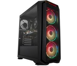 PC SPECIALIST Tornado R5XT Gaming PC - AMD Ryzen 5, GTX 1660, 1 TB HDD & 256 GB SSD